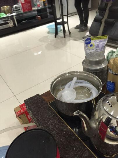 食品级硅胶管饮水机电动抽水泵吸水管泡茶机上水管无毒进水软管桶装水上水管茶具配件 普通包装进水管P1.4米 晒单图