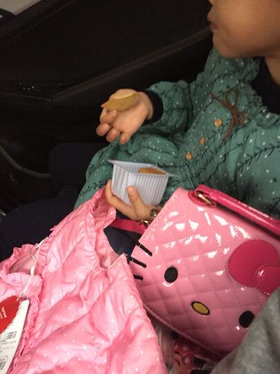 女童羽绒服马甲儿童背心内穿内胆轻薄女孩中大童宝宝外穿保暖马夹 B款55751玫红 130cm适合125-135 晒单图