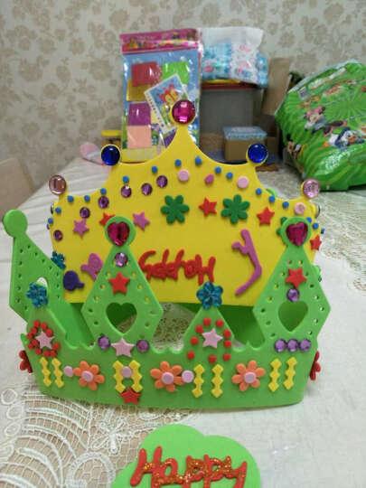 益婴玩具 益婴玩具儿童DIY贴画手工制作礼物元旦新年礼物 豪华精美礼盒装 三 晒单图