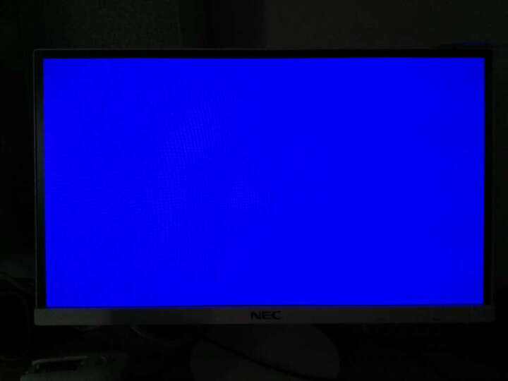 NEC VE2208XI 21.5英寸宽屏液晶显示器 IPS广视角 纤薄机身 白色 晒单图