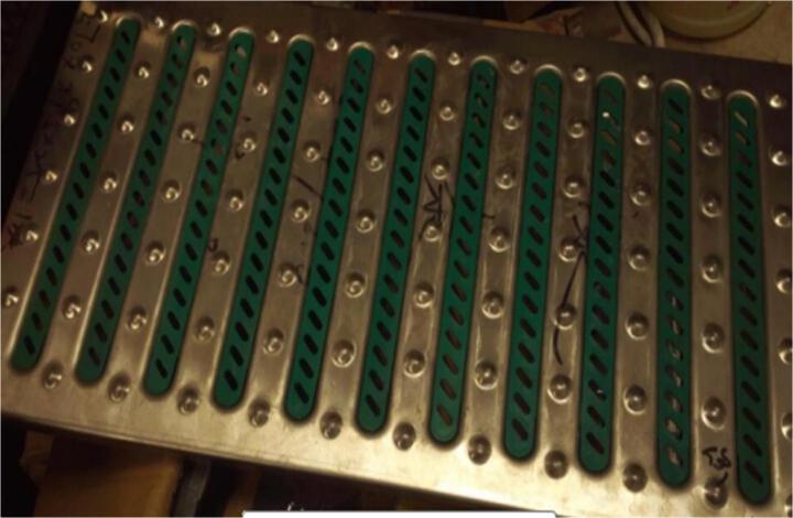 不锈钢厨房盖板地沟排水沟304不锈钢格栅下水道水篦子水槽防滑板 5个款下单请备注 晒单图
