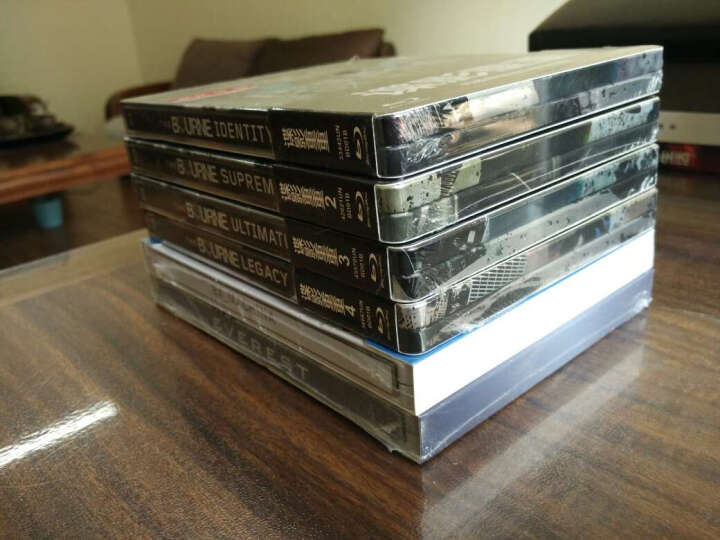 绝命海拔(丹麦进口铁盒限量版)(蓝光碟 BD50)(京东特价专卖) 晒单图