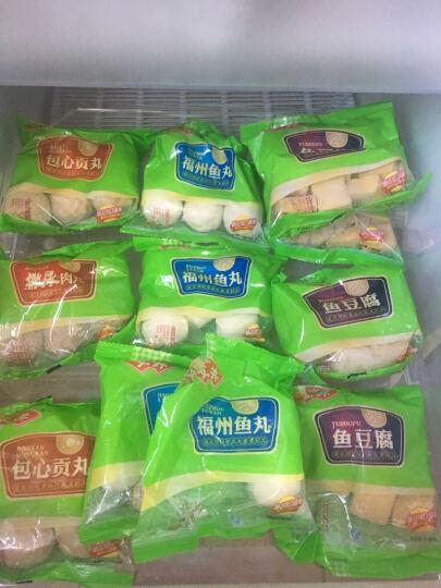 安井 福州鱼丸 120g/袋 火锅食材丸子 晒单图