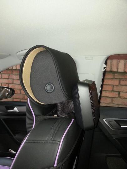 博世(BOSCH)车用车载空气净化器AM101(黑色)炫彩智能急速净化PM2.5CADR20 去除甲醛 更换滤网铃音提醒 晒单图