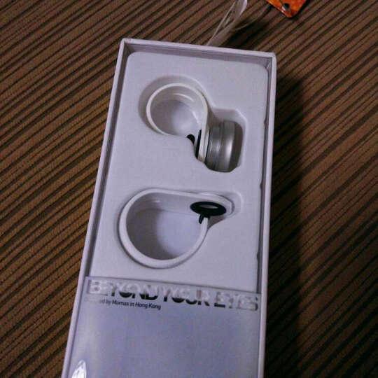 摩米士 CAM1D 手机外置镜头套装(广角+微距 )适用于苹果三星小米华为酷派魅族手机平板 黑色 晒单图