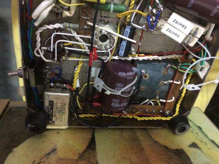 云野 主板直插电解电容 470UF250V 25x40mm25*40 一个 晒单图