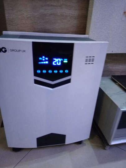 QG 英国空气净化器家用智能净化器 T90D 除甲醛雾霾 T90D 晒单图