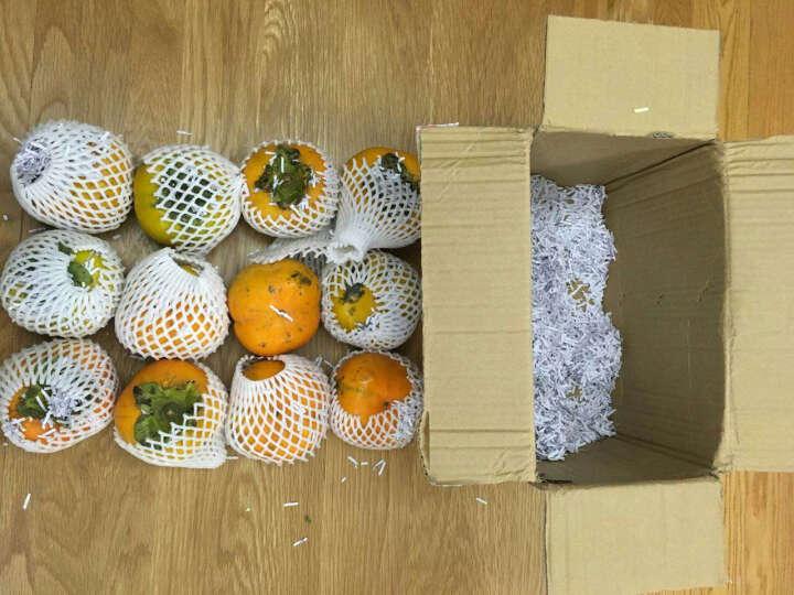 【武隆馆】文复新鲜甜脆柿子 应季时令生鲜 现摘发货 晒单图