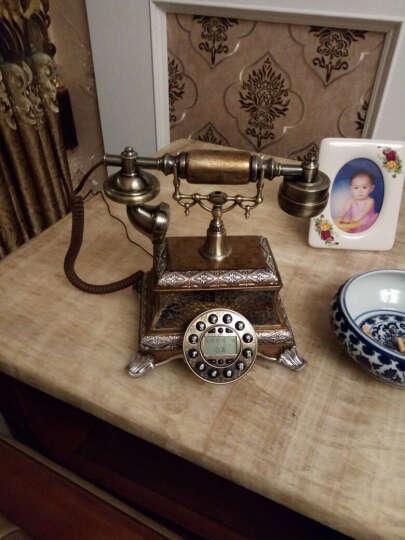 艾蒂斯(ARTS.HOME.ids) 艾蒂斯 仿古电话机座机欧式电话机老式复古创意时尚 君临 天下 晒单图