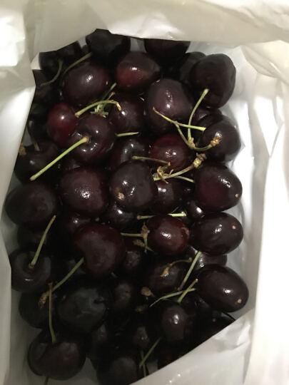 树懒果园 美国进口车厘子大樱桃水果 1kg 果径28-30mm 晒单图
