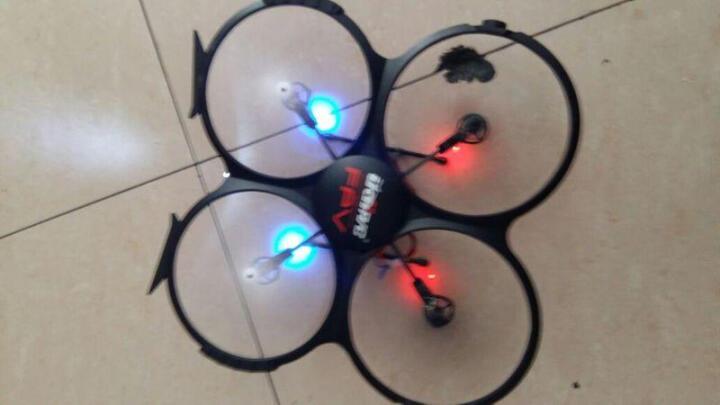 优迪耐摔大型专业高清无人机航拍飞行器四轴遥控飞机玩具航拍器航模 819 单电 - 不含摄像头 不能航拍 晒单图