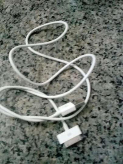 3免1适用于苹果4S充电数据线iPhone4/4s/ipad2/3手机电源充电器插头 充电器插头+4S数据线套装 (推荐) 晒单图