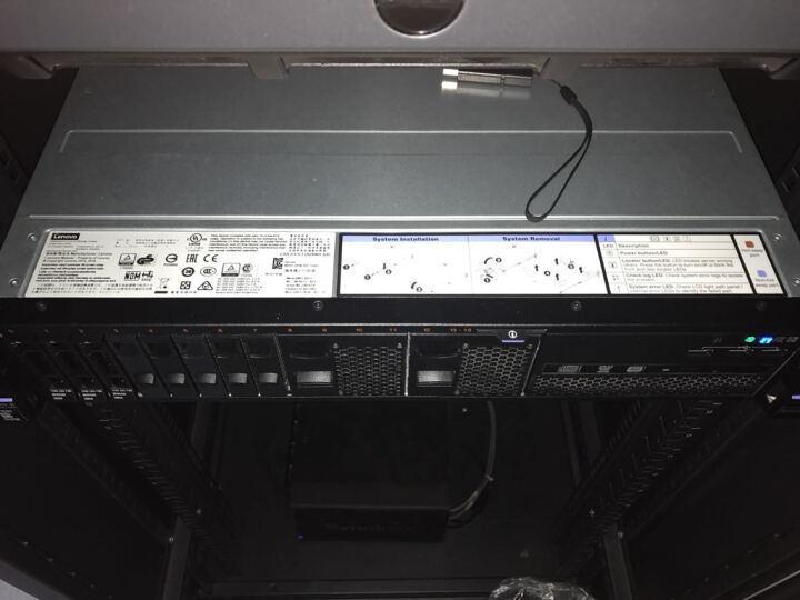 联想(Lenovo) IBM服务器X3650M5 8871i05 2U机架式主机 双颗2603V4 6核1.7G CPU 配双电源 32G内存+3块300G 10K硬盘+R5 晒单图