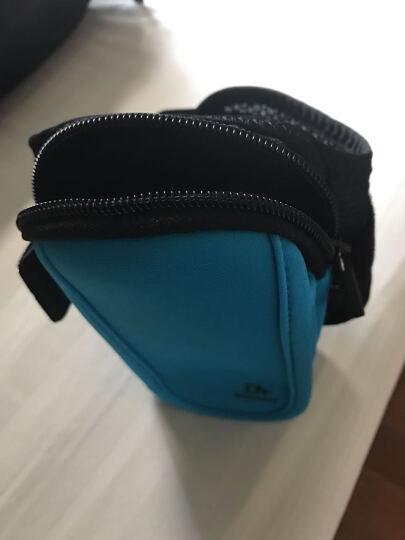 山业SANWA 5.2英寸手机运动臂带 苹果6s/6户外运动跑步骑行臂包 PDA-ARM3 浅蓝色 晒单图