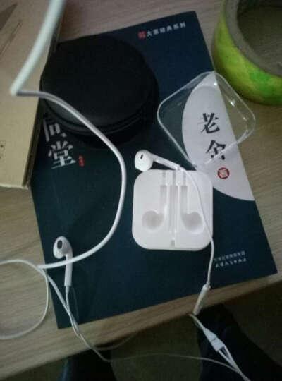 毕亚兹(BIAZE) 蓝牙耳机 运动商务通用无线耳机听歌右耳款适用于苹果iphone/安卓/三星/华为/小米 D28-白色 晒单图