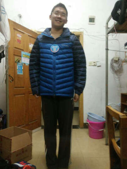 哥伦比亚(COLUMBIA) 秋冬新款PM5404户外700蓬松 热能反射保暖 羽绒服男 PM5404336 L 晒单图