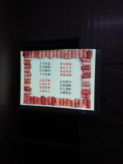 爱普生(EPSON) 无线升级版高清投影 商用会议培训教育教学投影仪 投影机 CB-X41(分辨率1024*768) 配件(翻页激光笔) 晒单图