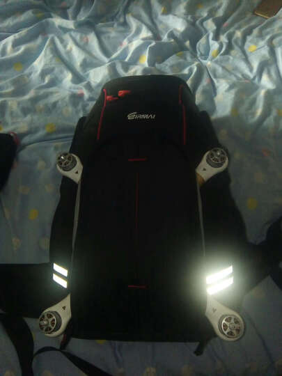 锐玛(EIRMAI)DJ310B 无人机航拍包 DJI大疆精灵飞行器包 防水双肩背包 黑色 晒单图
