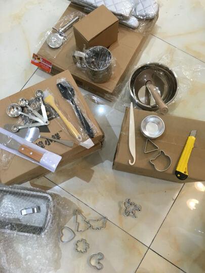 煌小鲜 烘焙工具套装家用烤箱入门烘培专业模具套餐制作烤蛋糕月饼披萨曲奇吐司 E套装  除打蛋器 晒单图