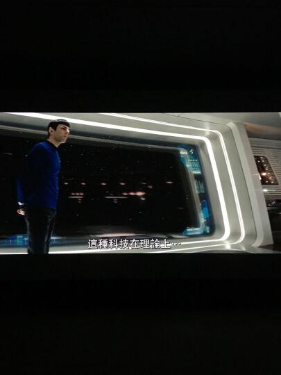 星际迷航1+2合集(蓝光碟 2BD50) 晒单图