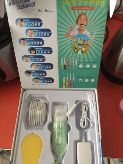 易简(yijian)5S安全卫士婴幼儿理发器A1宝宝电推剪儿童静音防水电推子 晒单图