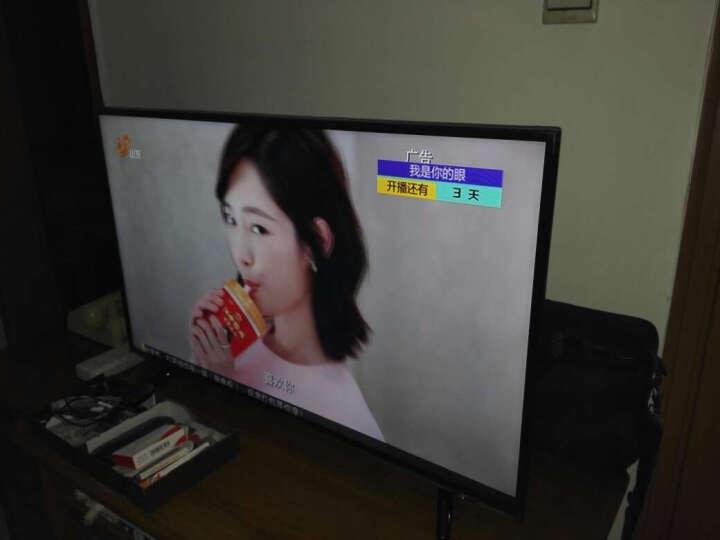 海信(Hisense) LED43EC291N 43英寸 智能电视 六核WIFI(黑色) 晒单图