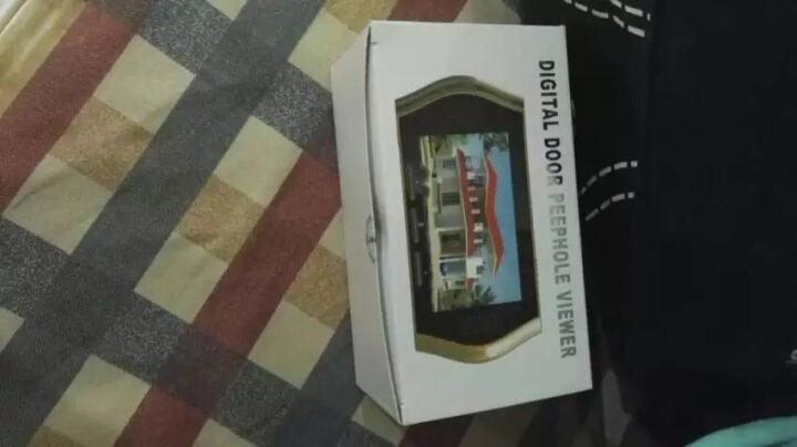 朗瑞特4.3英寸可视门铃家用智能电子猫眼 标准版 晒单图