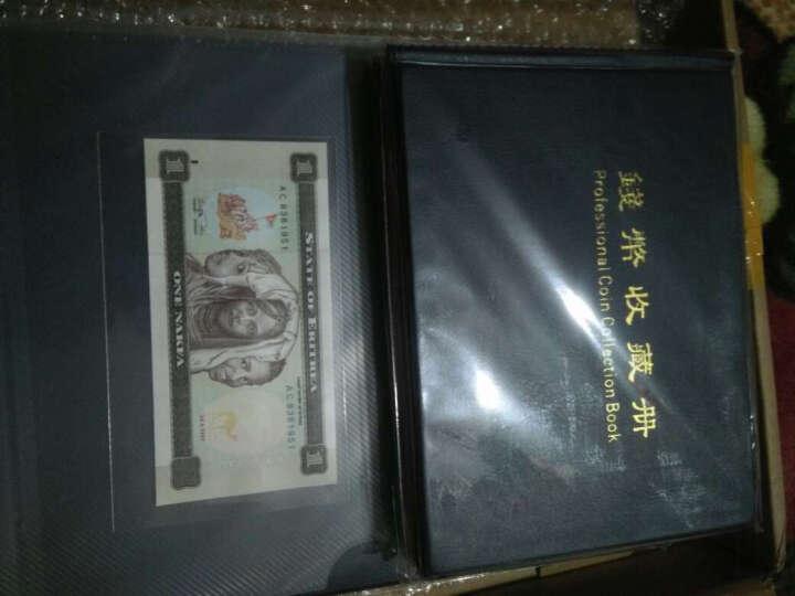 中金钱币  12格装钱币册 硬币册 固定钱币收定位藏册 空册 收藏保护 7行35格装/350枚 晒单图