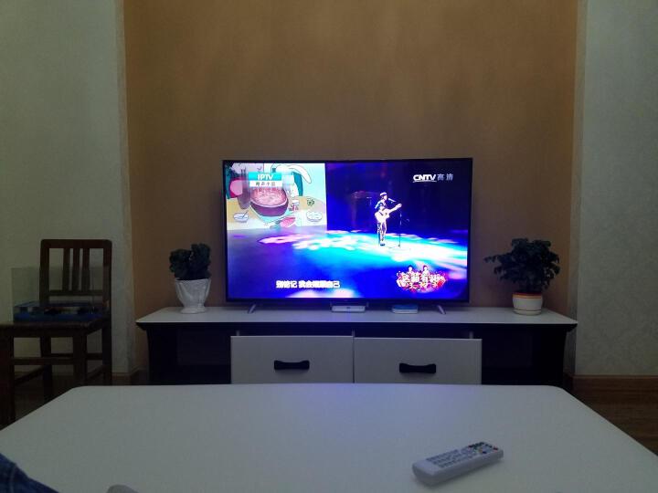TCL D55A730U 55英寸高色域真4K 30核安卓智能LED液晶电视机(黑色) 晒单图