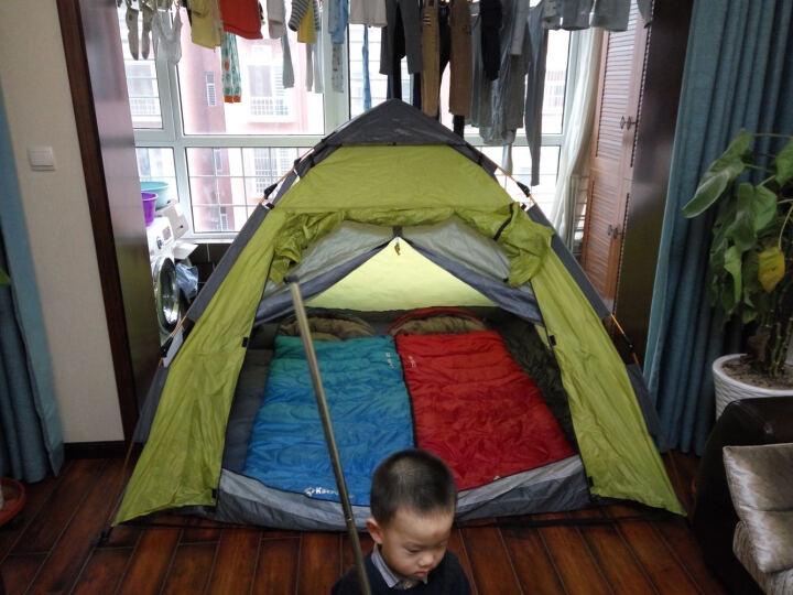 康尔KingCamp睡袋 儿童睡袋婴儿小孩子睡袋卡通 便携户外露营4℃ KS3130左 晒单图