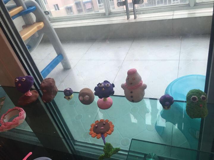DIY玩具动手手工塑形玩具超轻粘土雪花泥彩泥橡皮泥套装儿童造型玩具 超轻粘土珍珠泥月光泥三合一 晒单图