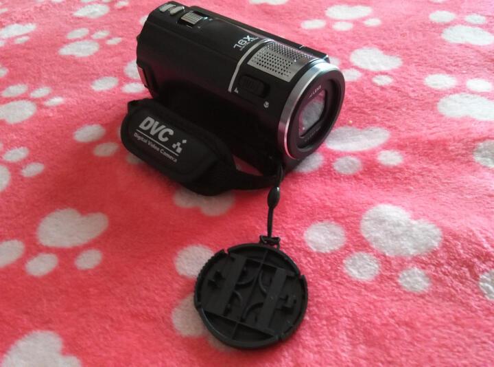 欧达 F5全景像全高清摄像机数码闪存dv外挂电池专业摄录双重增强五轴防抖2400万像素 标配+64G卡+电池送大礼包 晒单图