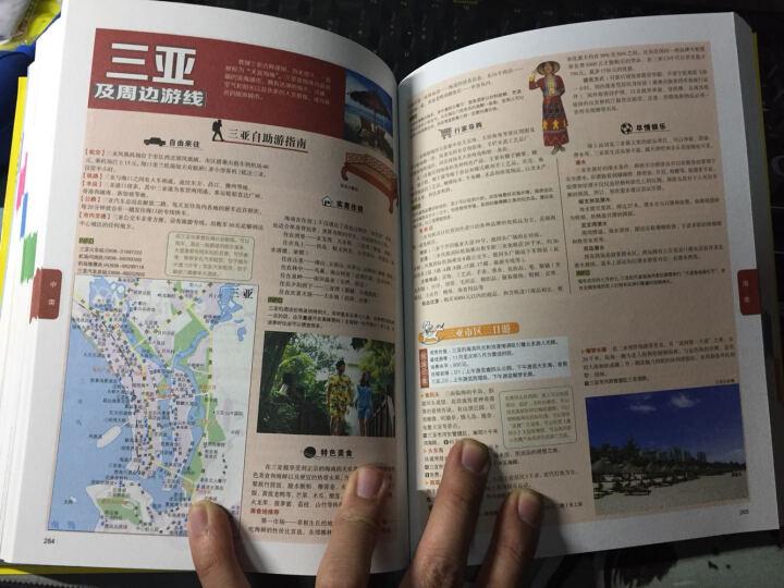 2016中国自助游地图 晒单图