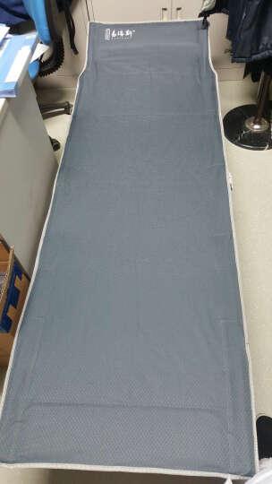 易瑞斯(Easyrest) 折叠躺椅午休午睡床折叠床户外行军床单人陪护床简易床 晒单图