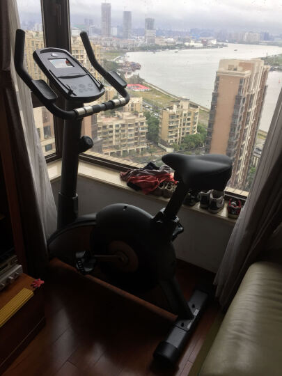 欧洲海德HEAD 原装进口健身车 家用磁控健身器材 商用型室内动感单车 健身房推荐 红色 晒单图
