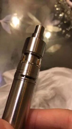 Mask king (MK) 电子烟套装Guardian守护者大烟雾蒸汽戒烟产品 下单送烟油10ml 亮银色 晒单图