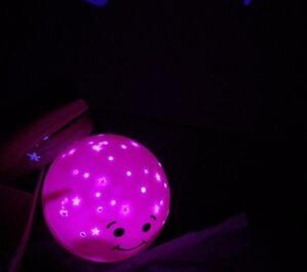 乌龟先森 星空投影灯 八爪鱼静音浪漫星空夜灯儿童睡眠灯卧室小夜灯 颜色随机 如图(灯光可变色) 晒单图