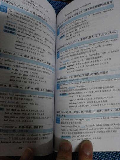淘金式巧攻 大学英语词汇:六级分册(附光盘) 晒单图