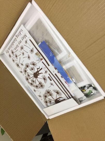 梦雅莉(mengyali) 创意装饰画相框组合多框照片墙相框组合 地中海A款白蓝 晒单图