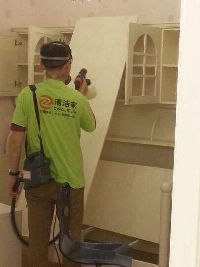 清洁家(QINGJIEJIA)北京上门除醛服务室内空气上门除甲醛新房除甲醛异味装修污染治理 上门除甲醛 晒单图