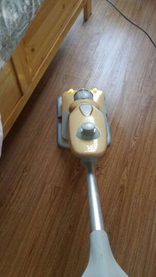洒哇地咔(SWDK) 洒哇地咔 电动拖把无线手持 擦地机家用拖地机 手持式拖把 清洁机 白色标准配置 晒单图