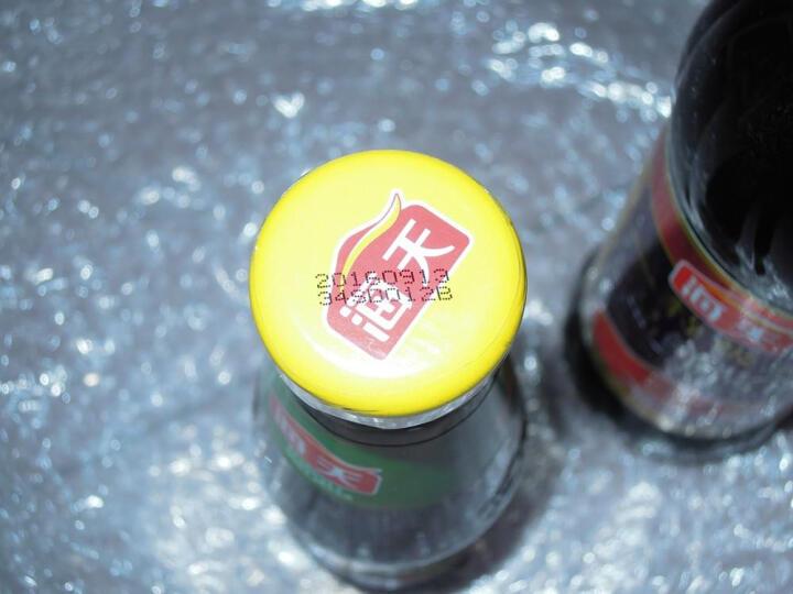酱油海天:蚝油买的,两瓶毛豆一瓶套餐的特价,85蚝油图片