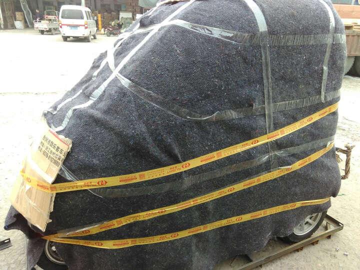 菲特(FEET) 恩莱德N100全封闭电动三轮车老年休闲代步车 三人座接送孩子雷霆皇款 纯红 中续航+脚踏垫+报警器 晒单图