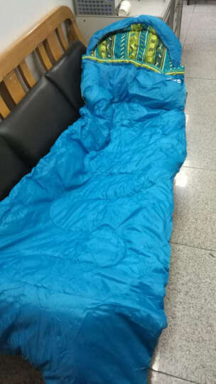 Westfield outdoor我飞睡袋法莱绒户外室内成人旅游旅行睡袋冬夏薄厚四季 枚红色枕头 晒单图