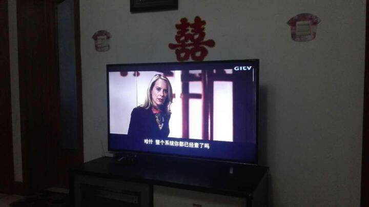 统帅(Leader)X49 49英寸 4K安卓智能网络超窄边框UHD高清LED液晶电视(配玫瑰金色金属底座) 晒单图