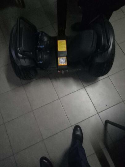科思康电动平衡车  两轮越野款智能体感车 双轮手扶自平衡思维车 成人漂移代步车  19寸 36V铅酸款黑色 晒单图