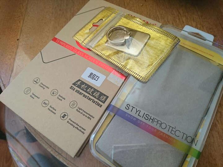 简魅 适用索尼Z3/L55T/L55U/D6653/D6603/SOL26透明硅胶套手机保护壳软壳 清透灰 晒单图