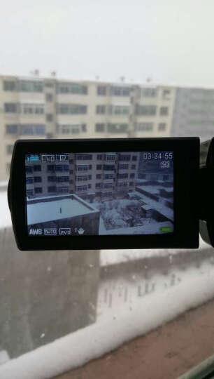 进口欧达升级V7摄像机高清专业数码dv一体机旅游家用2400万全镜像素红外夜摄16倍变焦增强6轴防抖 标配+32G卡+电池+4K超大广角+大礼包 晒单图