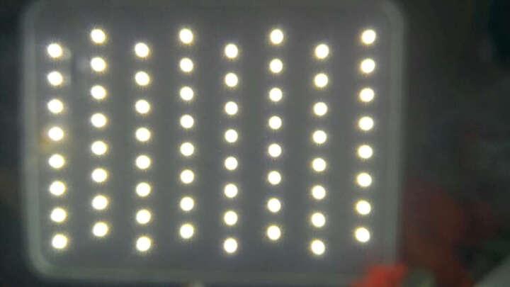 PLDDS照明客厅灯LED吸顶灯吊灯主卧室灯餐厅灯北欧灯具套餐儿童房间灯饰大厅书房现代简约遥控长方形 纯白长105*65CM无极LED 晒单图