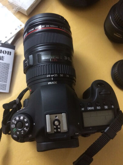 佳能(Canon)EOS 6D 全画幅单反相机/照相机 机身(不含镜头) 晒单图